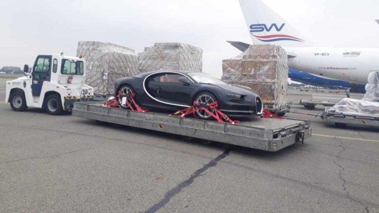 7 milyonluq avtomobil Bakıda -  Fotolar