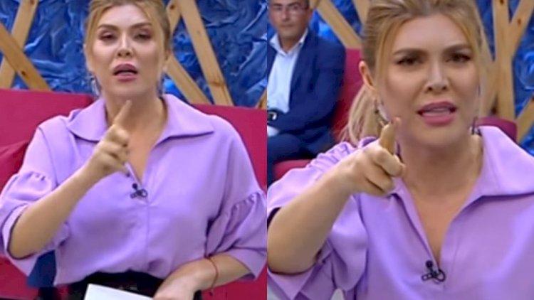 """""""Ananı çək..."""" - Xoşqədəm jurnalistlə davaya qalxdı, şok sözlər dedi"""
