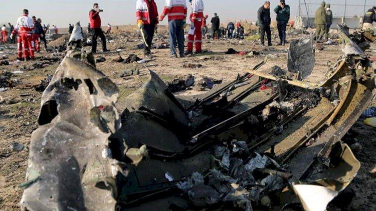 İranda Ukrayna təyyarəsinin vurulmasına görə həbslər başladı
