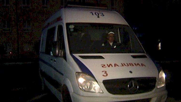 Bakıda taksi sürücüsü qəza törətdi, ağır yaralılar var