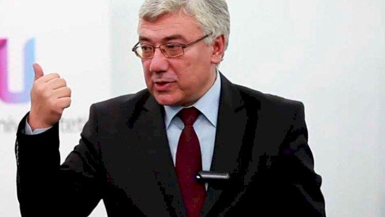 Eldar Namazov Ramiz Mehdiyevi